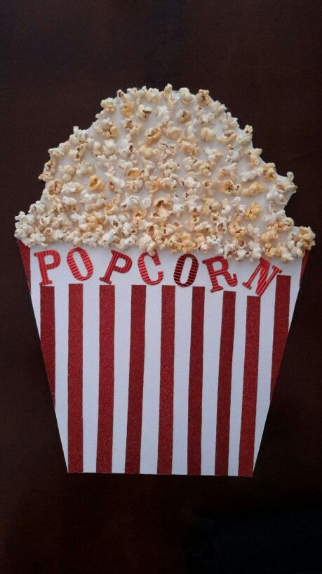 Fun idea for the 100th Day of School poster. My daughter counted out 100 pieces of popcorn & then we got to eat the rest!!!