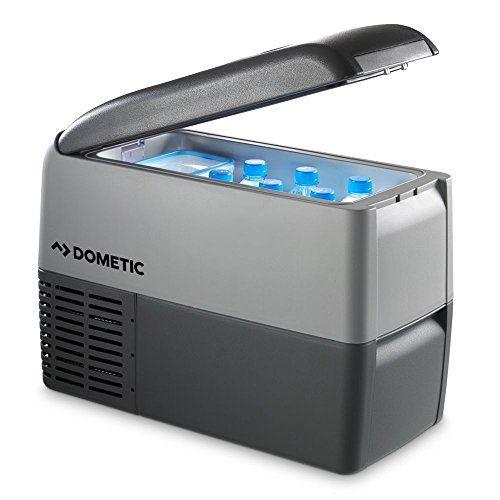 WAECO CoolFreeze CDF26 Glacière Compresseur 26L, 12/24 V: Température réglable de +10°C a -18°C – Boitier ultra-mince pour un encombrement…