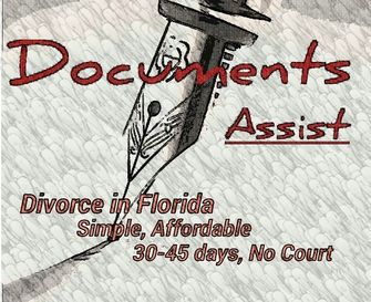 A Non-Lawyer document preparation service Company based in South Florida offering quick divorce preparation and efiling assistance.