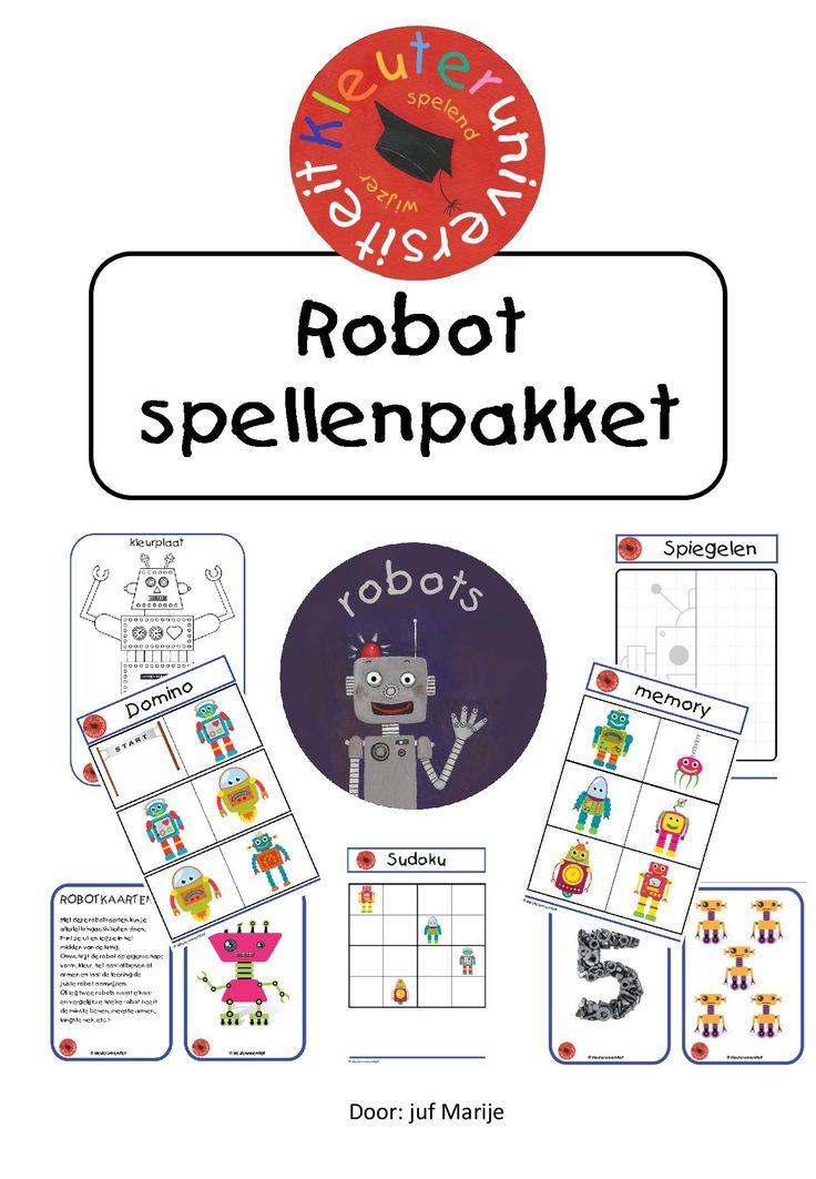 Robot spellenpakket