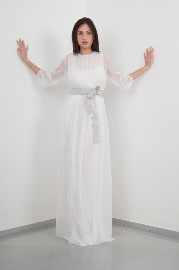 Servizio fotografico realizzato per un noto atelier di abiti da sposa di Torino