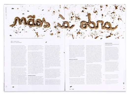 SERIFARIA-continuum (design and handmade title: marina chevrand)