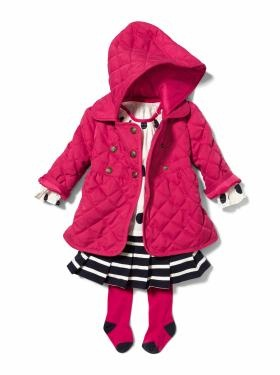 Baby Clothing: Baby Girl Clothing:  ♥ this look!