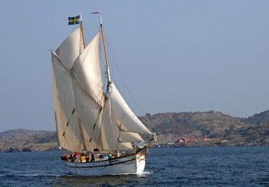 Kappsegling för traditionella fartyg i juli - Tidningen Båtliv