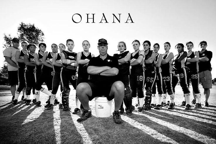 San Diego Power Surge Softball | Modern Fun wedding photography in San Diego California by Ohana Photographers