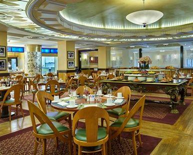 Waldorf Astoria® New York Hotel, NY - Oscars Brasserie | NY 10022
