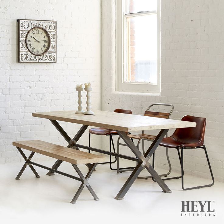 best  about Industrial Furniture on Pinterest