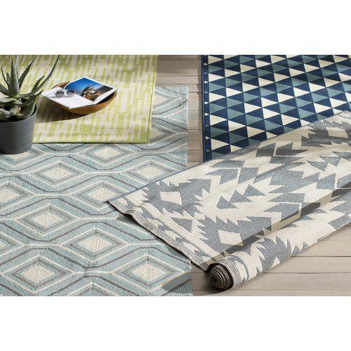 $37  3x5 Allmodern  World Gray Indooroutdoor Area Rug
