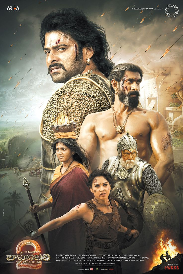 Watch Baahubali 2, Full Movie 2017 Online Free