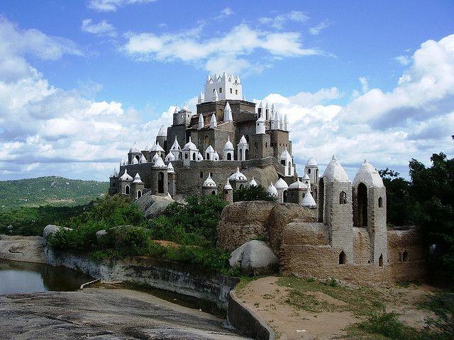 Castelo Zé do Monte, em Sítio Novo (RN)