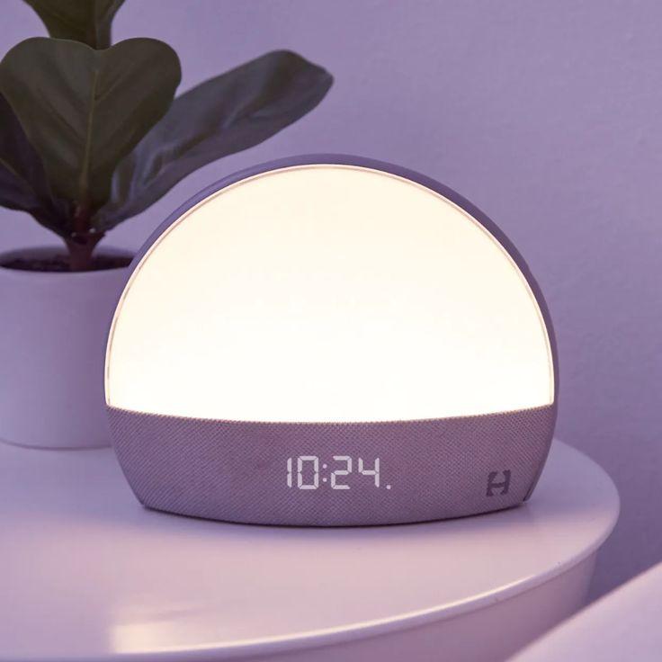 Bedside Reading Lamps, Ways To Fall Asleep, Sunrise Alarm Clock, White Noise Sound, Best Alarm, I Love Sleep, Smart Lights, Clock Display, Digital Clocks