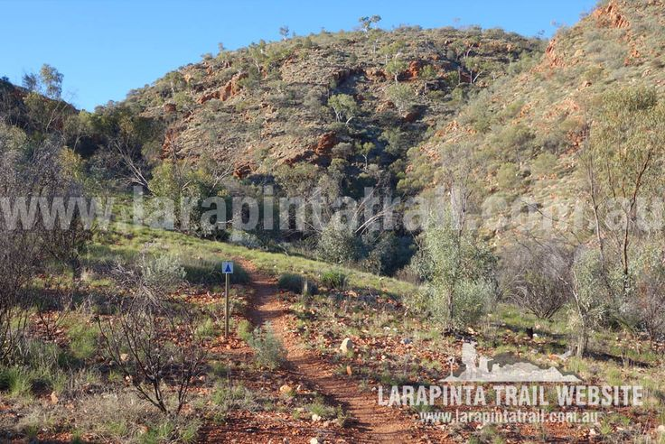 Heading toward steep country and Hilltop Lookout on the high ground. Image looking north. © Explorers Australia Pty Ltd 2014
