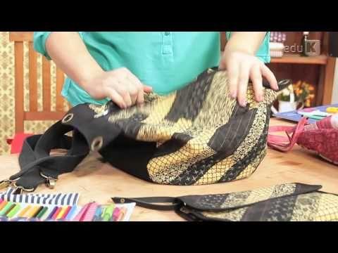 Curso Online de Bolsas e mochilas em patchwork | eduK