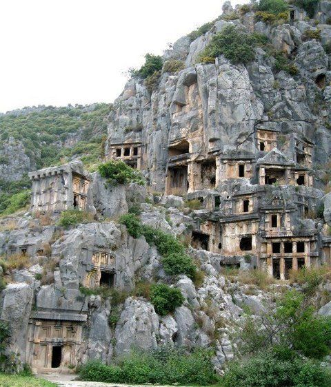 Myra @ Antalya, Türkiye