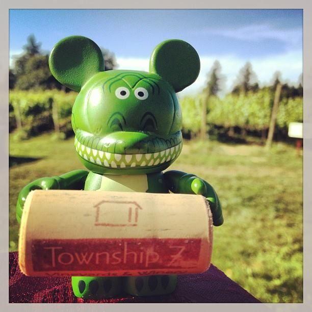Looks like somebody's a fan of Township 7 Vineyards and Winery! Submitted by @l_iguidez via Instagram.