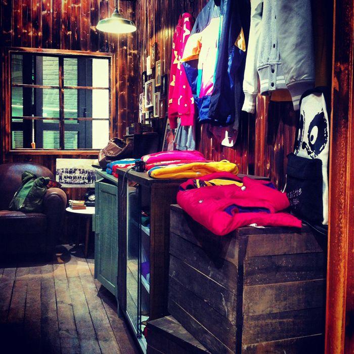 teelocker shop in Chengdu, China