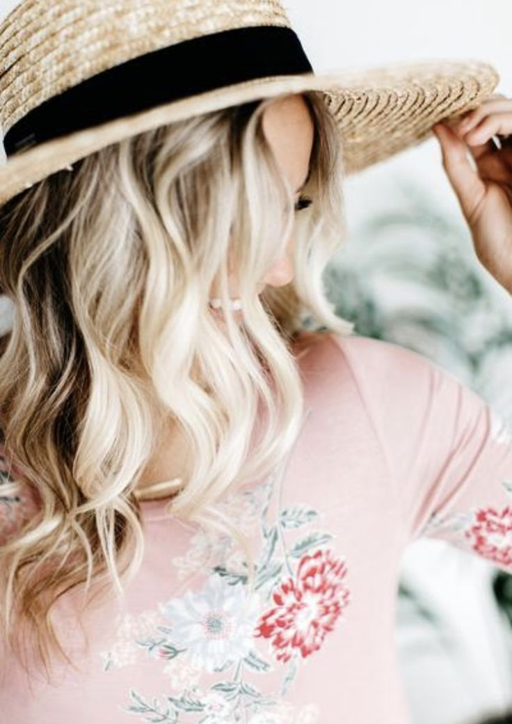 The perfect summer hat! Faye | $54