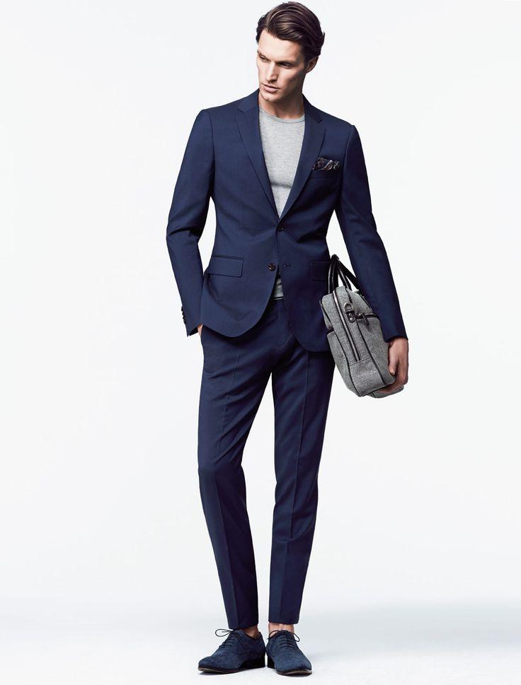 25  best ideas about Men suits 2014 on Pinterest | Mens fashion ...