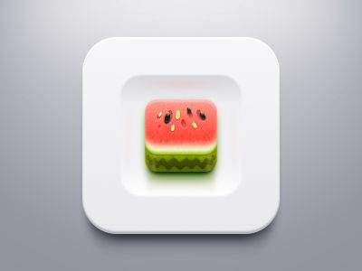 Watermelon_on_the_plate
