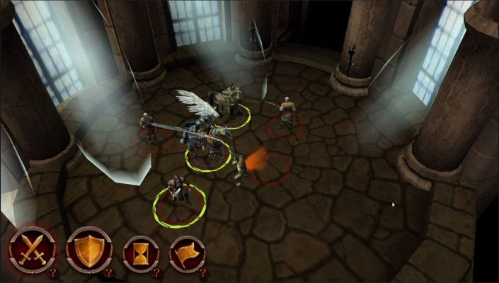 Lords of Discord is a Android Free-tp-play, Turn-Based Strategy TBS, Multiplayer Game with RPG elements.