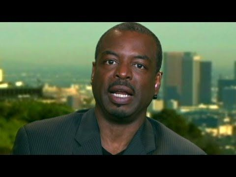 LeVar Burton explains his ritual to prevent being shot by police / holy hell, america