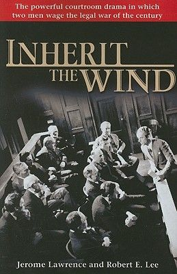 Inherit the Wind, classic law novel