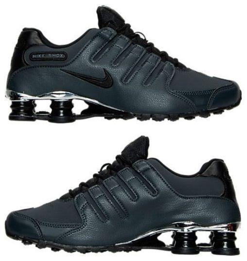 Nike Shox Nz Black