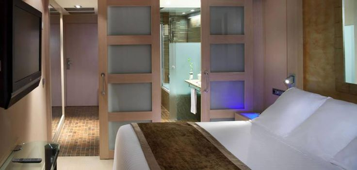 Hotel Deal Checker - Melia Madrid Princesa