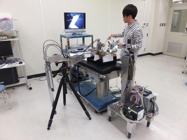 ローカル操作型手術支援マニピュレータ(LODEM)