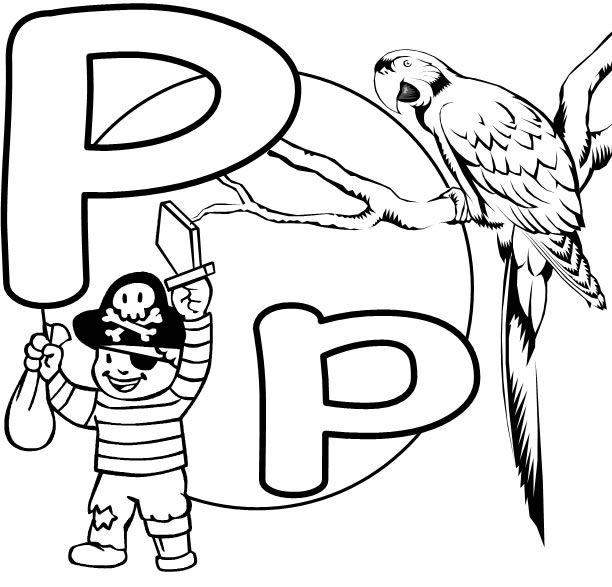Common Worksheets » Letter P Worksheets For Preschool - Preschool ...