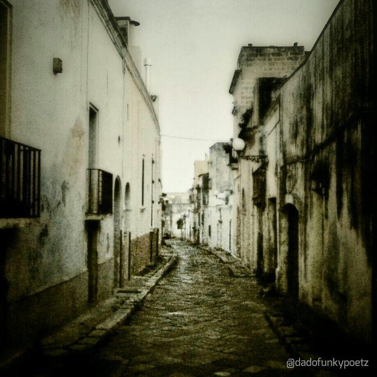 #Casarano #Lecce #Puglia #Italia. Ghost street.