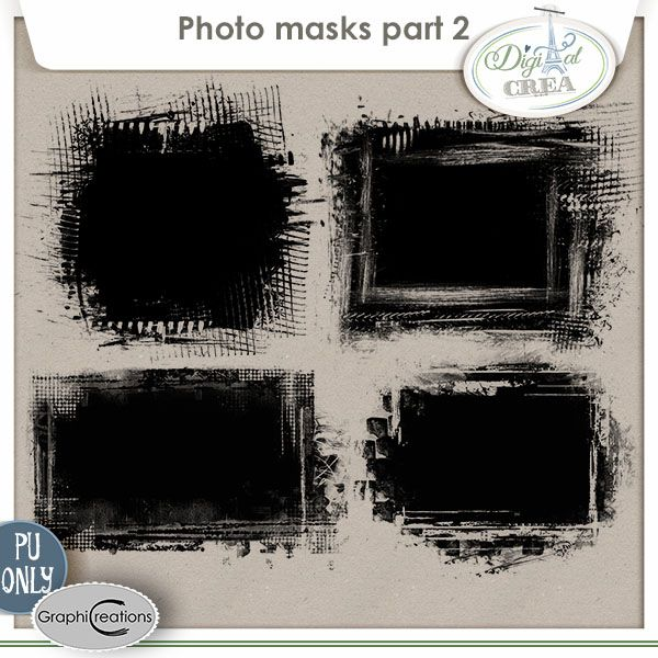 Photo masks part 2