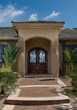Borano Classic Doors - tropical - front doors - miami - Borano