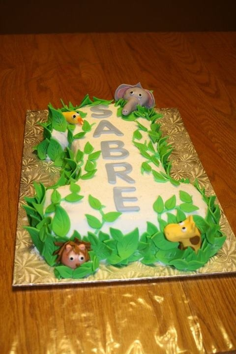Birthday Cake Corben