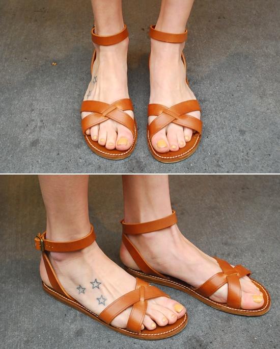 Love Isabel Marant. Love these Isabel Marant sandals.