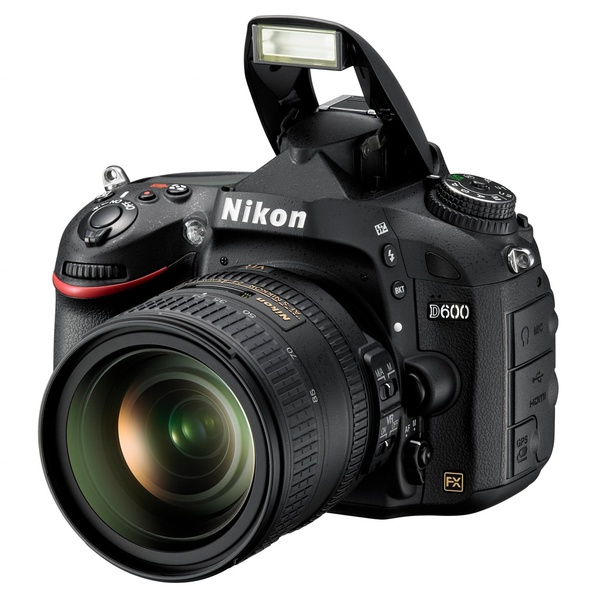 Nikon D600 - just purchased this body. Full Frame...Finally!