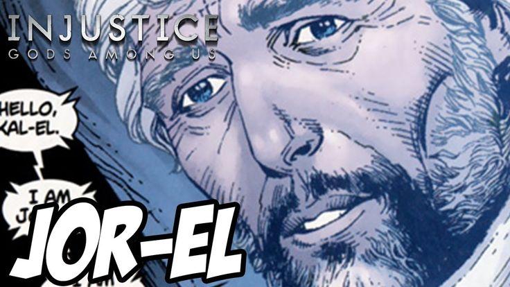 Injustice Ultimate Edition PC - Jor-El Skin Mod