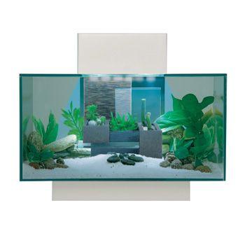 Fluval Edge Aquarium Kit in White