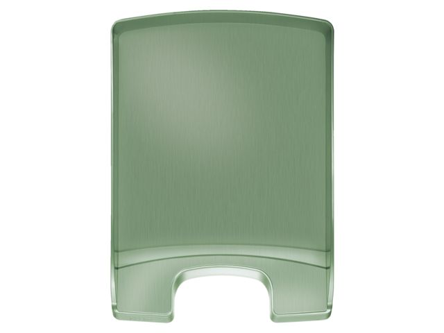 Brievenbak Leitz Style 5254 in zeegroen. Prachtige kleur voor een stijlvol kantoor #office #DKVH