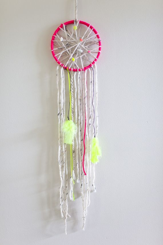 Bright Dreamcatcher.