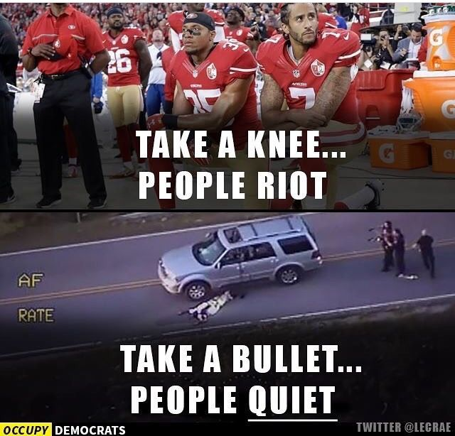 Between Republicans forcing Amoral Trump on Our Nation and the Murder of Unarmed Black Men (on video) by Rouge Dirty, Racist Cops....AMERICA HAS LOST IT'S MORAL COMPASS. I'm Ashamed of what's going on in Our Nation Now. We ALL should be Ashamed.