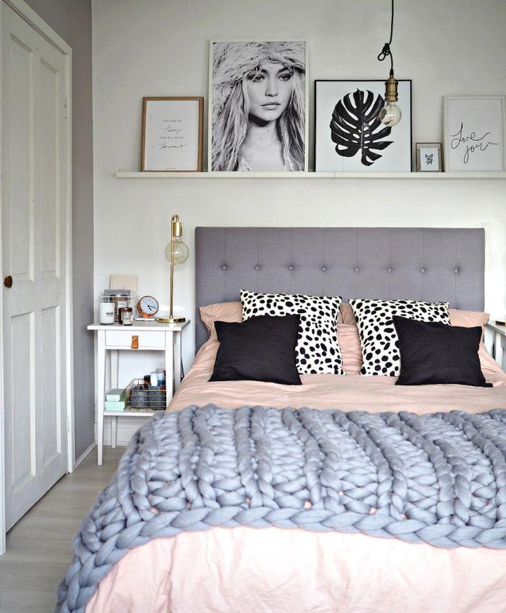 Small master bedroom (small bedroom ideas) #SmallBedroomIdeas Tags: small guest bedroom ideas small double bedroom ideas small attic bedroom ideas small space bedroom ideas small apartment bedroom ideas