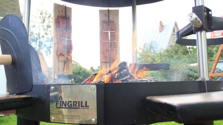 Гриль рецепты для гриля барбекю. Гриль Fingrill Nordic.  Качественный отдых на свежем воздухе. www.fingrill.ru