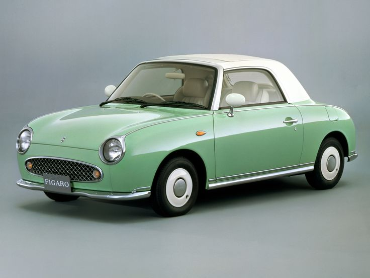 Nissan Figaro- My absolute favourite car.