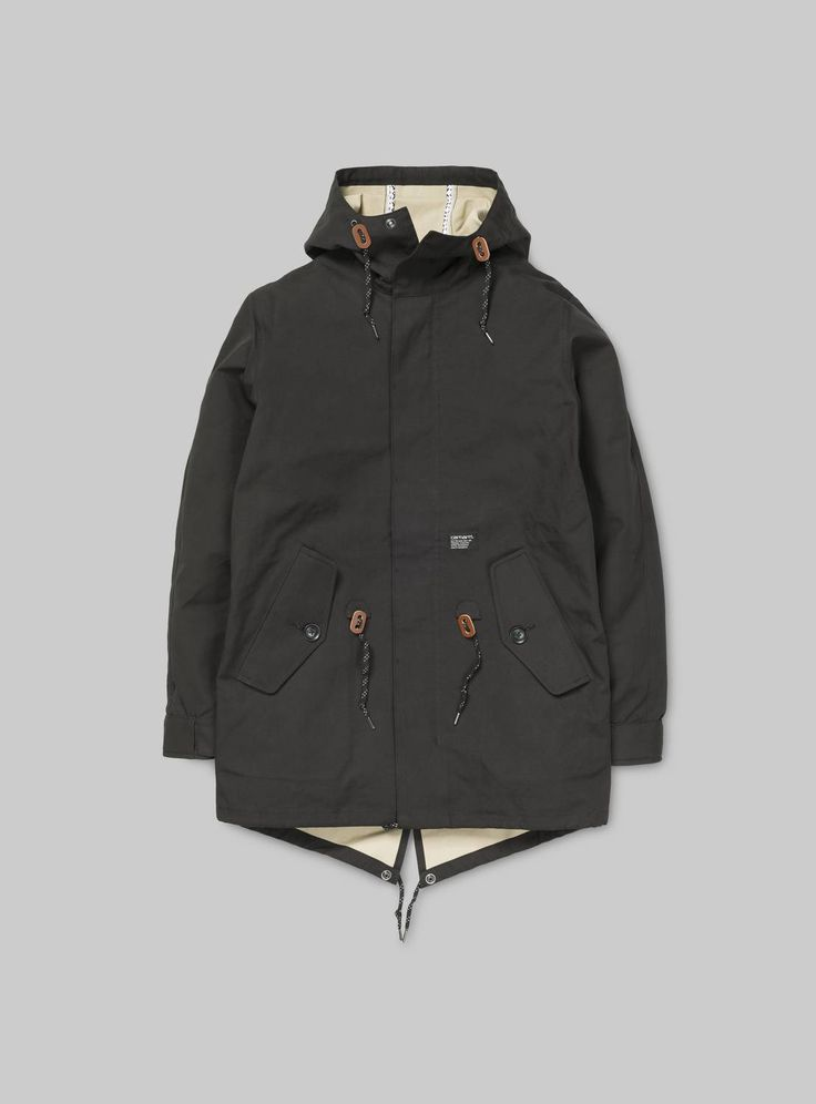 Shop the Carhartt WIP Carter Parka from the offical online store. | Largest selection | Shipping the same working day.