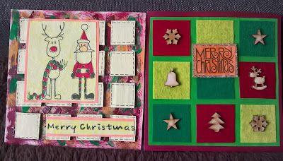 monweg tworzy: Kartka bożonarodzeniowa #3