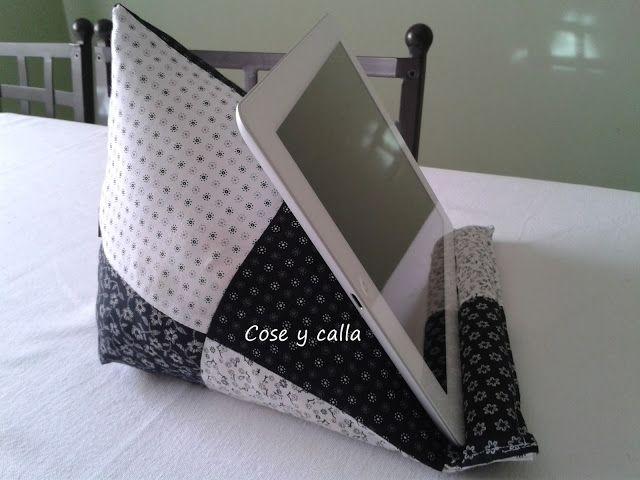 Tutorial soporte tablet... ipad o lo que se precie!!!