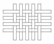 Image result for Difference Between Warp and Weft
