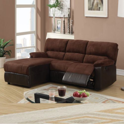 Loveseat Recliner Chaise Sectional Sofa Couch Living Room Den TV Entertainment | eBay