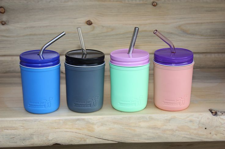Mason Jar cozy / Silicone Sleeve / for Regular Mouth Half Pint Mason Jars (sleeve only, jar and other items sold seperately by MasonJarLifestyle on Etsy https://www.etsy.com/au/listing/400599759/mason-jar-cozy-silicone-sleeve-for